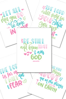 Encouraging Scripture Wall Art