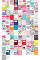 Fun Binder Covers & Dividers {100+ pages}