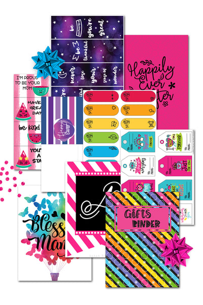 Gifts Binder {330+ pages}