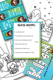 Jesus is Lord Printables Pack Preview