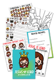 Jesus is Lord Printables Pack