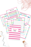 Medical Binder {37 pages}