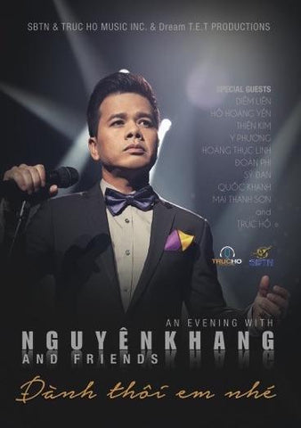 An Evening with Nguyen Khang & Friends