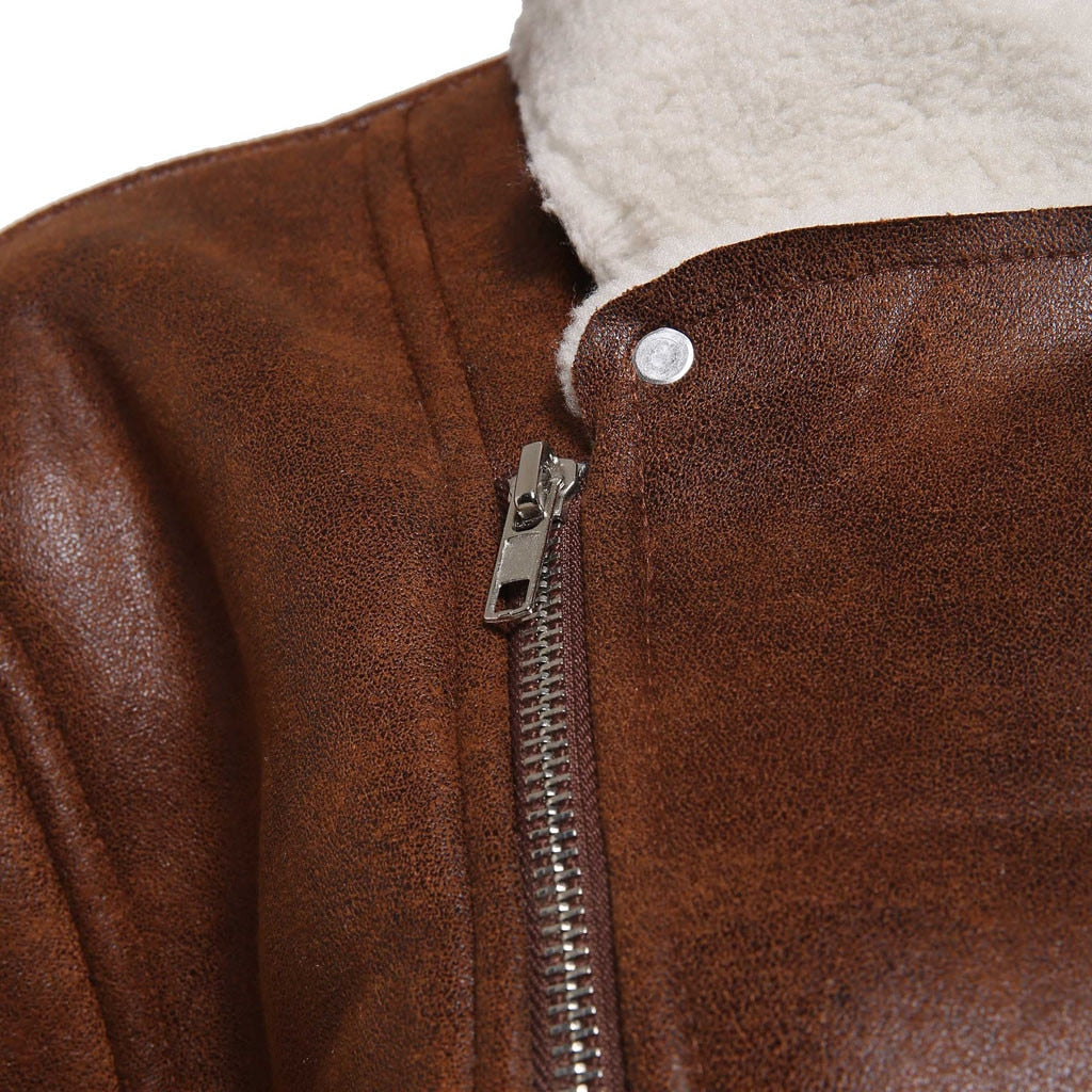 Montana Shearling Jacket