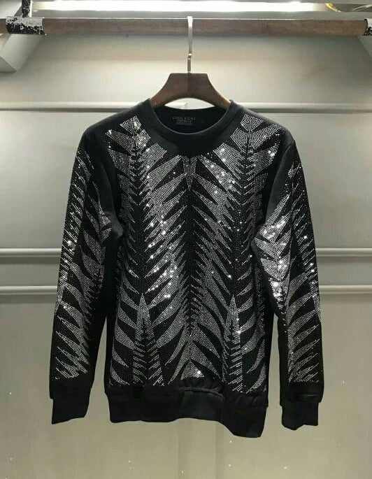 Silver-Back Sweater