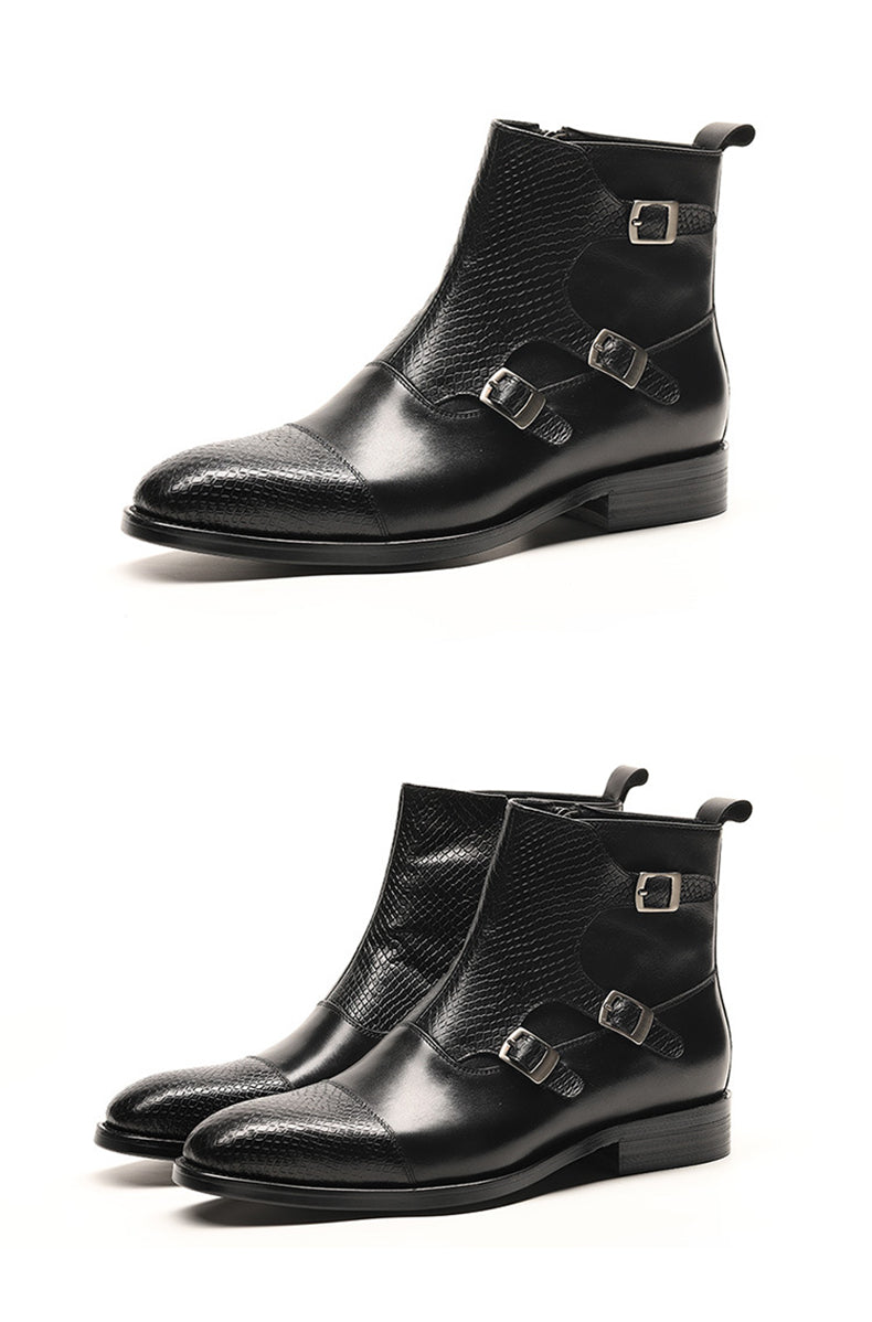 WHALES & BUCKS CHELSEA BOOTS