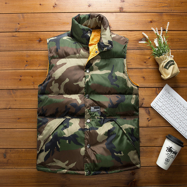 DO OR DIE BEDSTUY ARMY VEST