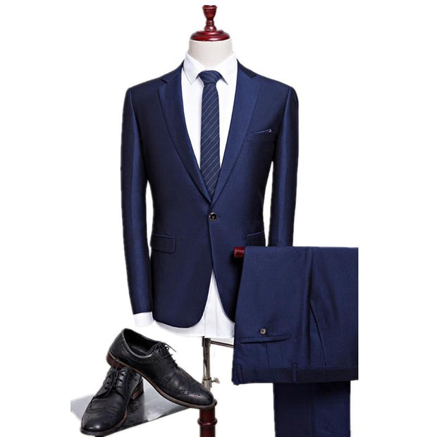 007 Executive Business Suit - Masstige Couture