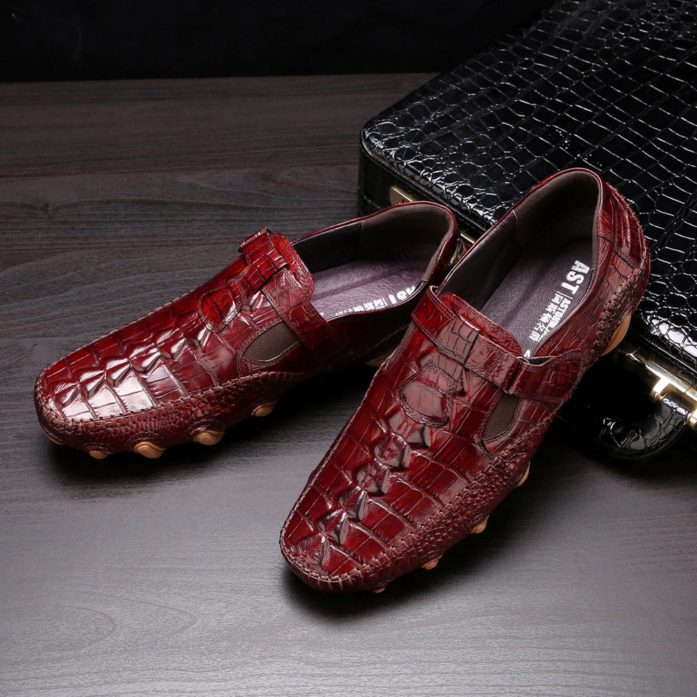Killer Crocs Genuine Leather Loafer - Masstige Couture