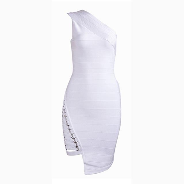 Creme De la Creme Bandage Dress - Masstige Couture