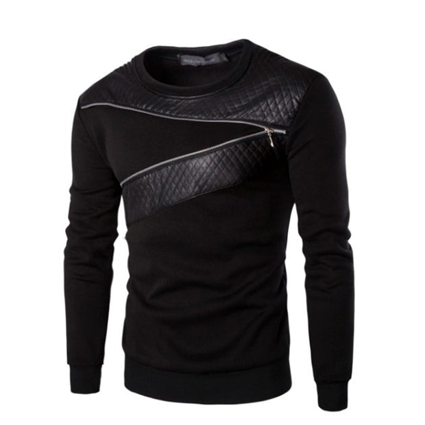 Broad St Bully Black Sweater