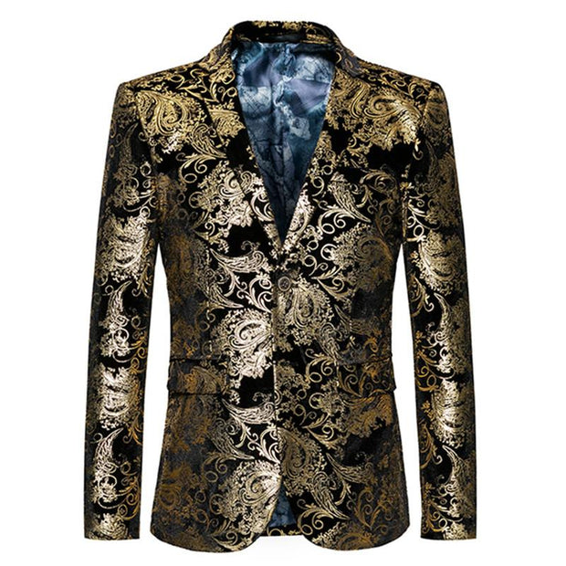 Prince of Persia | Single Breasted Blazer (2018) - Masstige Couture - A Luxury Fashion Boutique & Lifestyle Brand