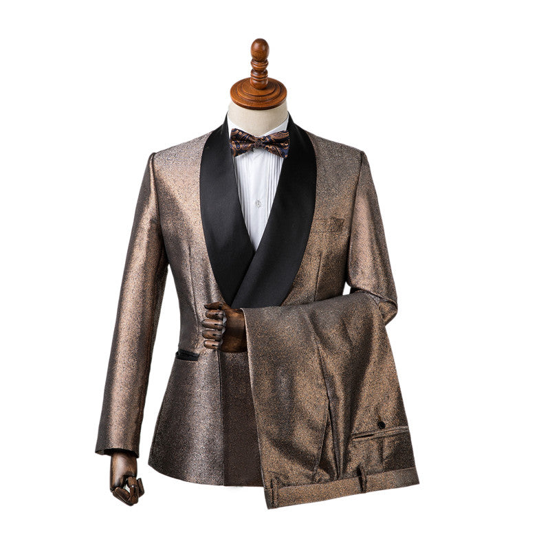 Gold Dust Formal Suit