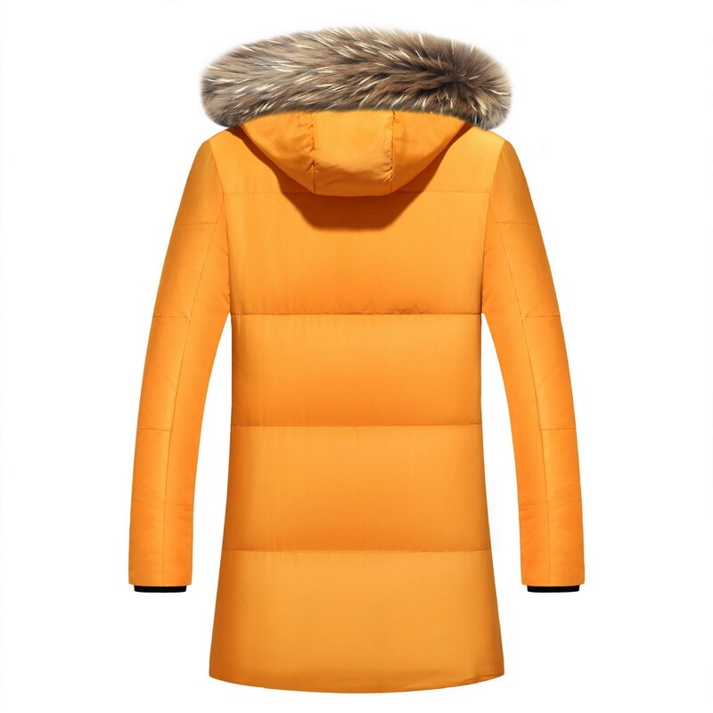 Avalanche Hooded Waterproof Coat