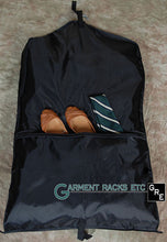 "Suit Bag, Tall 46"" Long Bag, 4"" Depth for Multiple Suits"