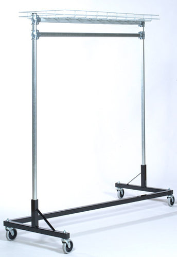USA Z Rack, 5' Base, 5' Upright, Top Shelf