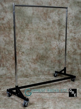 Hanging Clothes Rack, Z Rack, 5-ft to 6'-ft Uprights, Adjustable