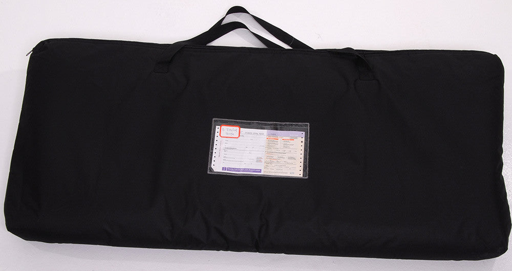 portable clothes rack padded travel case - Portable Clothes Rack