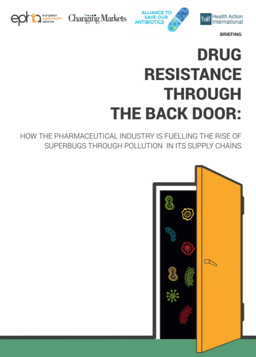 Drug Resistance Through The Back Door