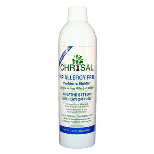 Probiotic BioMist (ALLERGY FREE) - Fresh Pine Scent - Aerosol RTU Spray Cans