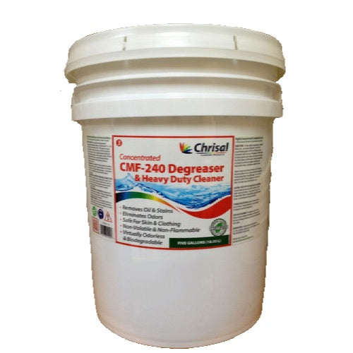 CMF-240 Degreaser & Heavy Duty Cleaner - (Concentrated)