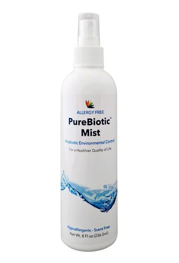 8 oz PureBiotic Mist Concentrate (ALLERGY FREE) Pump Spray