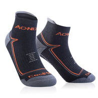 Quick Dry Women Men Socks Hiking Camping Breathable Running Cycling Socks