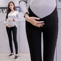 Low Waist Stretch Cotton Pregnant Pants Maternity Clothes for Pregnant Women Casual Trousers