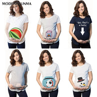 New Maternity Clothing Breastfeeding Clothes Watermelon