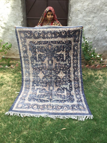 Vintage rugs by Ornate