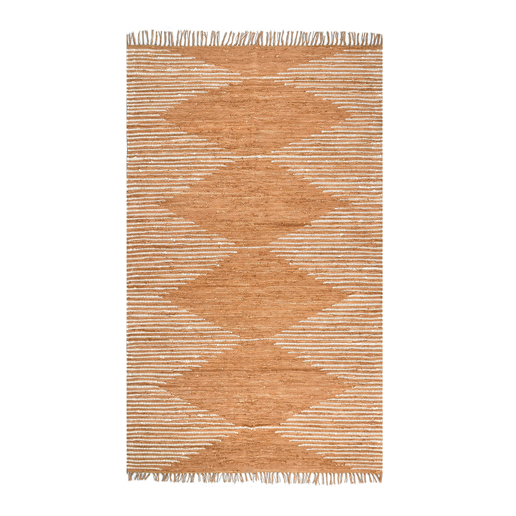 Recycled Boho 4x6 Area rug