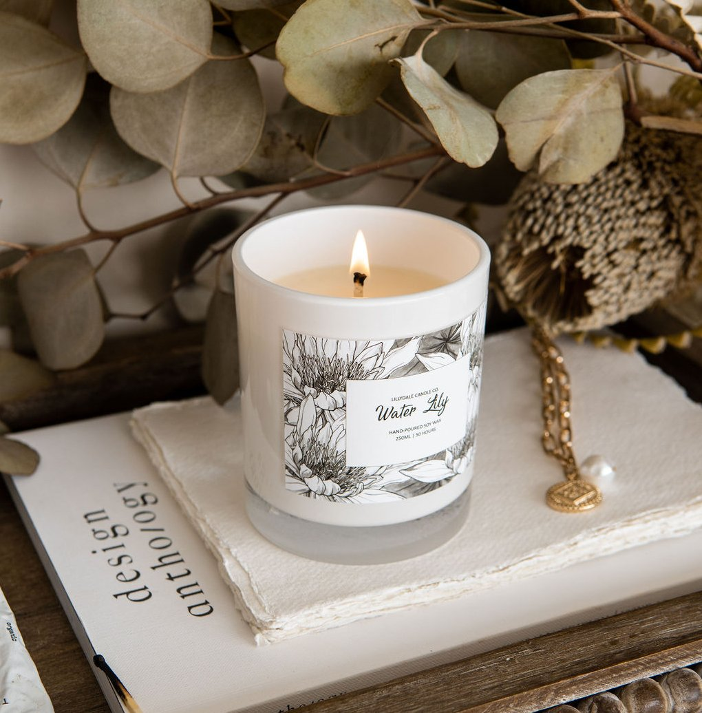 Botanical Candle Collection