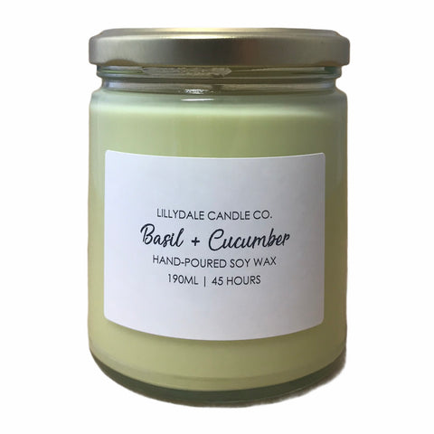 Basil & Cucumber - Limited Edition