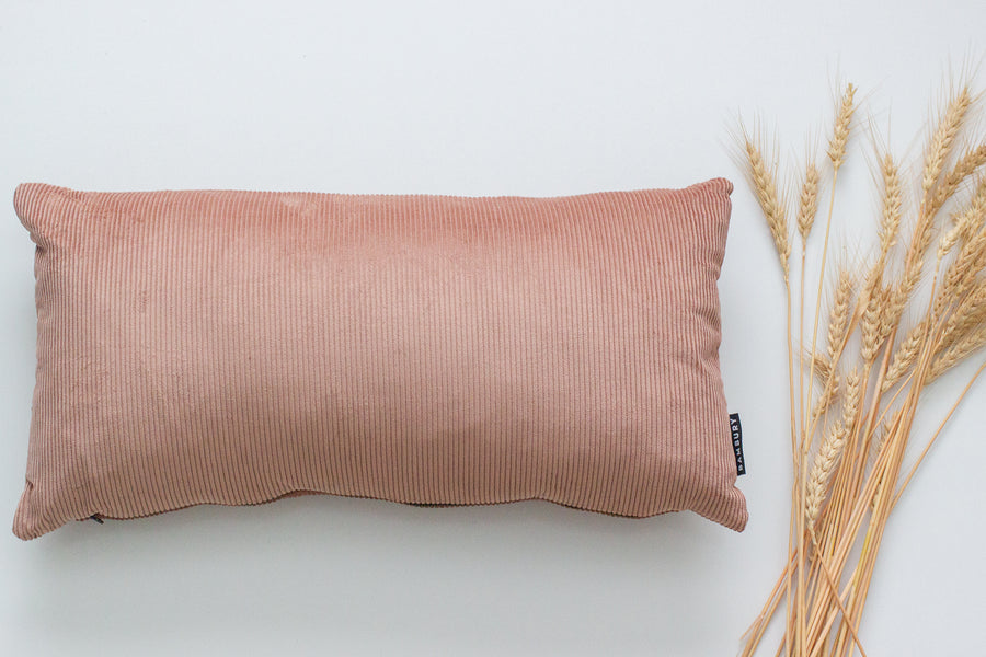 Sloane Cushion - Woodrose