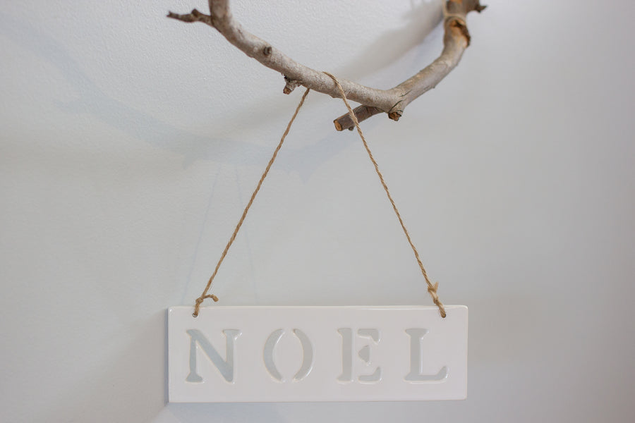 Noel Sign – Cut Out
