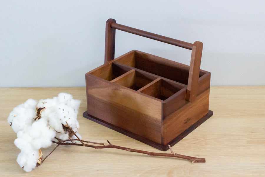 Taste Wooden Caddy