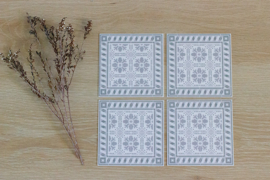 Valence Coasters - Set of 4