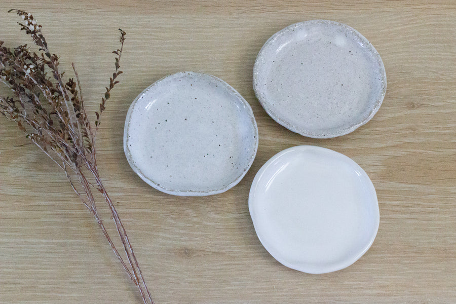 Handmade Dishes - Set of 3