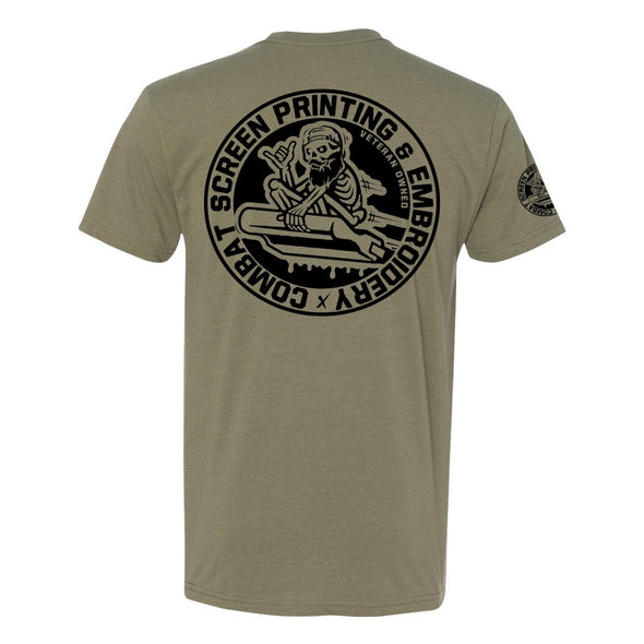 """Squeegee Surfing"" OG Shop Tee 
