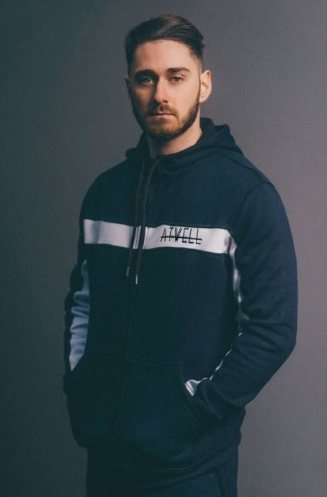 ATWELL ELITE FULL TRACKSUIT NAVY