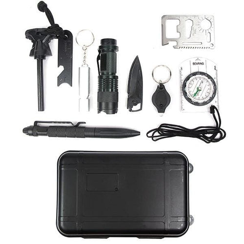 Emergency Survival Kits 10 In 1
