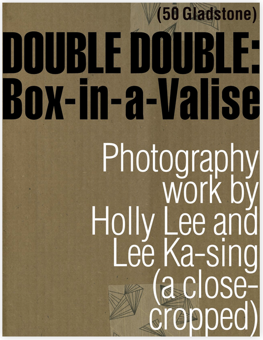 DOUBLE DOUBLE: Box-in-a-Valise (a close-cropped)