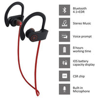 SPORT Bluetooth 4.1 Wireless Noise Cancelling Headphones