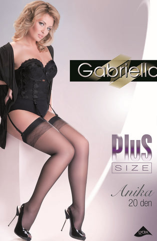 Gabriella Anika Stockings Plus