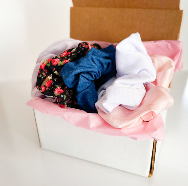 Scrunchie Mystery Box I The Enchanted Magnolia
