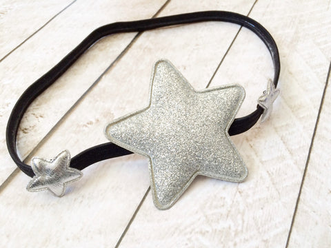 Kids Sparkling Star Headband Accessory