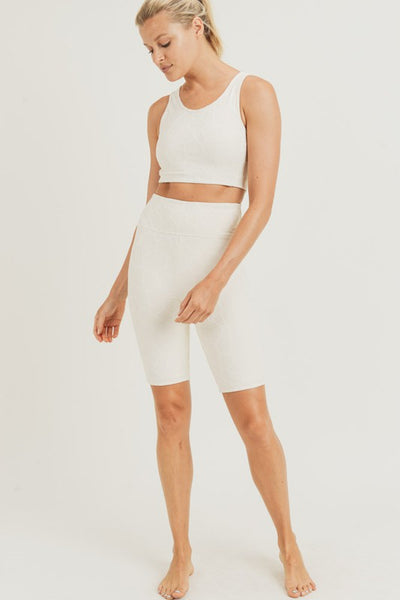 Nikki Activewear Set - Shorts
