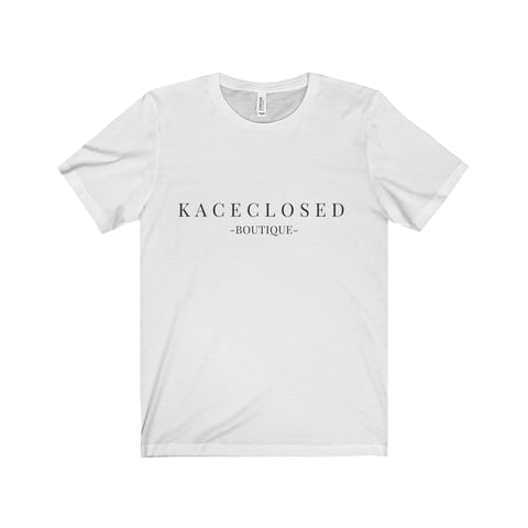 Crew Neck Tee - kaceclosed