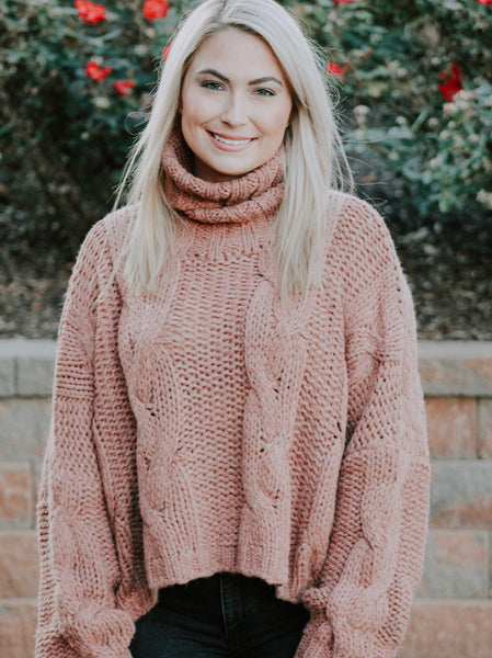 Marsala Sweater - kaceclosed