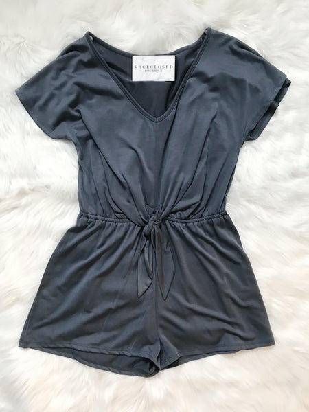 Knotty Playsuit
